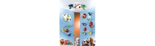 Lampade per bambini minoia illuminazione for Lampade bambini