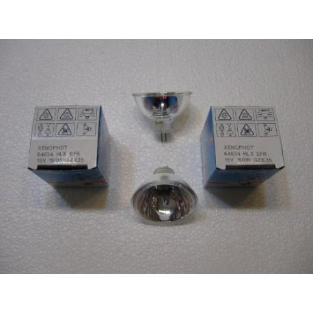 OSRAM EFR 64634HLX A1/232 15V/150W GZ-6.35 su