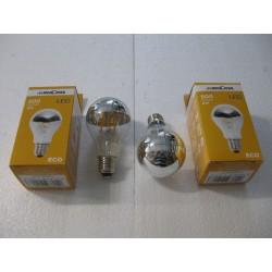 MARINO CRISTAL 21217 GOCCIALED A70 FILOLED CUPOLA ARGENTATA 6W 230V E27 2700°K 500 LUMEN ULTIME 4 LAMPADINE