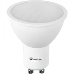 MARINO CRISTAL 21152 ECO DICROLED 120 5W 230V GU10 3000°K CONFEZIONE 10 LAMPADINE