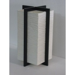 MAS43171/31/1 lampada tavolo carta