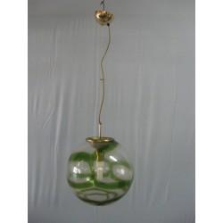 PALLONE sospensione sfera verde