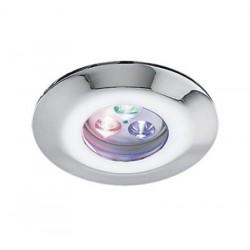 ROSSINI ILLUMINAZIONE - 8856 BAZ INCASSO LED A RGB 3X1W  IN CARTONGESSO. CORPO IN ALLUMINIO