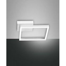 FABAS LUCE 3394-21-102 PLAFONIERA BARD LED 22W 1980lm WARM WHITE BIANCA L27X27cm