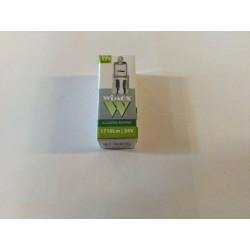 WIMEX 4203135 Lampada alogena bispina 24v 100w gy6.35