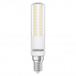 OSRAM LEDTSLIM60D 7,5W 2700°K 230V E14 806 LUMEN DIMMERABILE