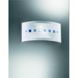 ROSSINI ILLUMINAZIONE A.1050-40-BLU APPLIQUE RISPARMIO ENERGETICO